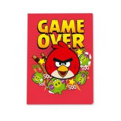 ANGRY BIRDS GAME OVER ZVEZEK